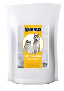 Mangus del Sole - Dog snack Cute e Mantello. 70gr