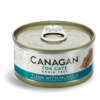 Canagan – Cat Tuna with Mussels Tonno + Cozze. 75Gr