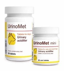 Dolfos - UrinoMET 60 cani gatti. Regola acidità urina