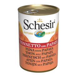 Schesir - Cat Tonno e Papaya. 140gr