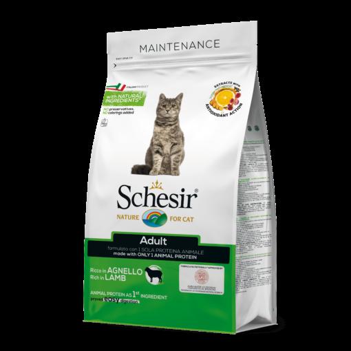 Schesir Cat Mantenimento Agnello 1,5Kg