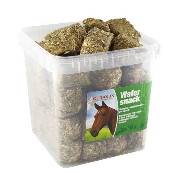 Guidolin - biscotti per Cavalli wafer snack. 2.5kg