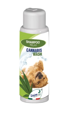 Union Bio - Cannabis Wash Shampoo Cane. 250ml