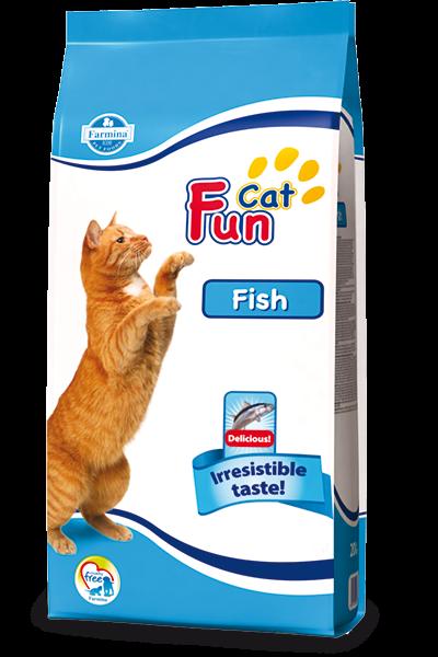 Farmina - Fun Cat Fish. 20kg