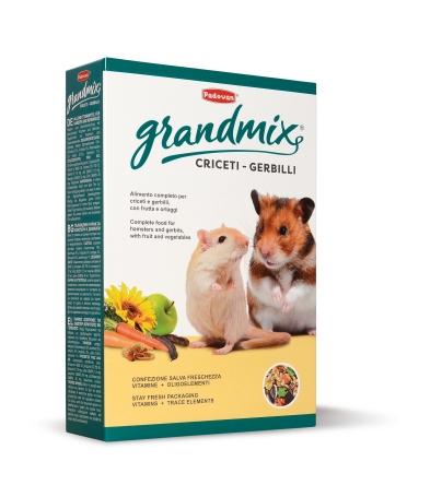 Grandmix Criceti e Gerbilli. Mangime composto. 1kg