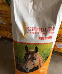 Guidolin - Nutri Mix per Cavalli. 15kg