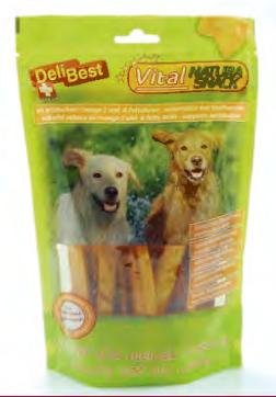 Delibest - Dog snack Olio di Salmone Selvaggio per il metabolismo. 200gr