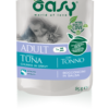 Oasy - Umido Wet Cat Buste Bocconcini Tonno. 85gr