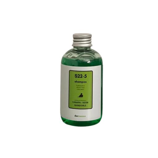Dermazoo - Shampoo S22-5 purificante, idratante, protettivo. 100ml