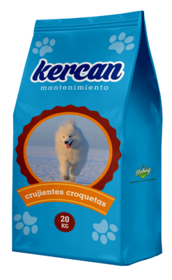 Dibaq - Crocchette Cani Kercan. 20kg
