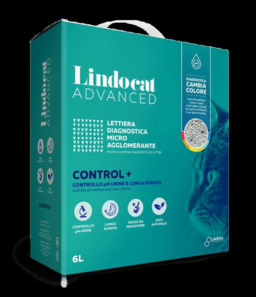 Lindocat – Control +. Lettiera Diagnostica 6litri