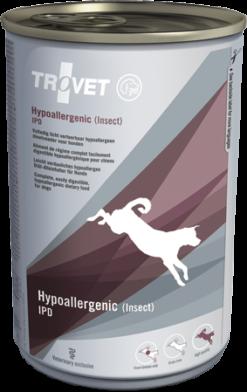 Trovet - Umido Cane Hypoallergenic Insetti. 400gr