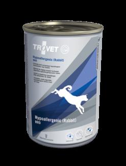 Trovet - Umido Cane Hypoallergenic Coniglio. 400gr